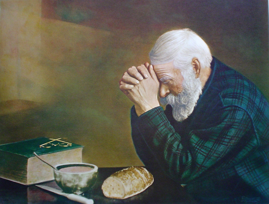 Grace Enstrom Oil Painting