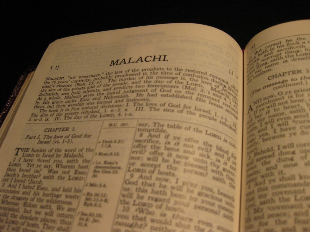 Malachi1