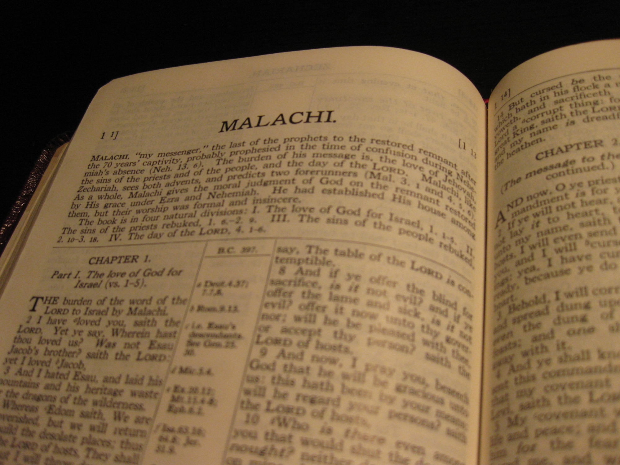 Free Bible Lesson Malachi: Book of Obedience - samluce com