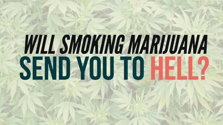 How do you make someone stop smoking weed