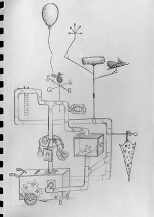 Sketchblog Invention