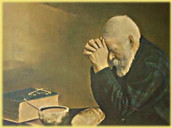 prayer-old-man-praying-with-bread
