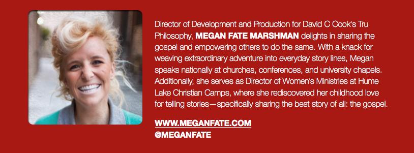 Megan Marshmen The Gathering