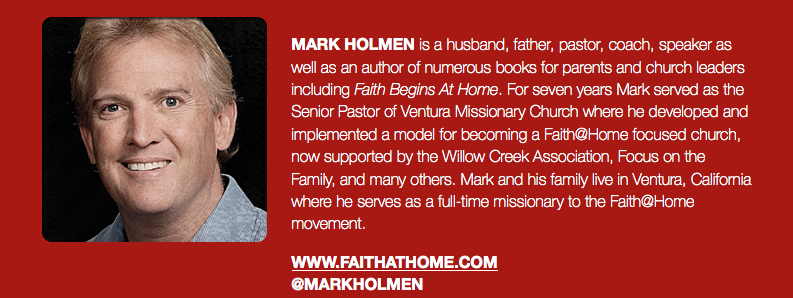 Mark Holman The Gathering